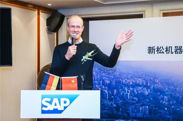 SAP大中华区总裁Mark Gibbs.jpg